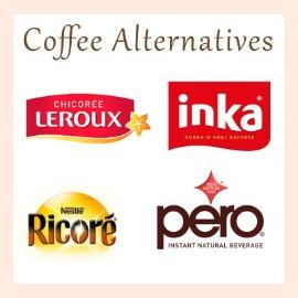 Coffee Alternatives Leroux Pero Inka Ricore
